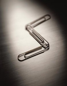 Connected Paper Clips