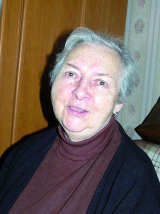 pani Krysia życzy wszystkim legionowianinom szczęścia i zdrowia