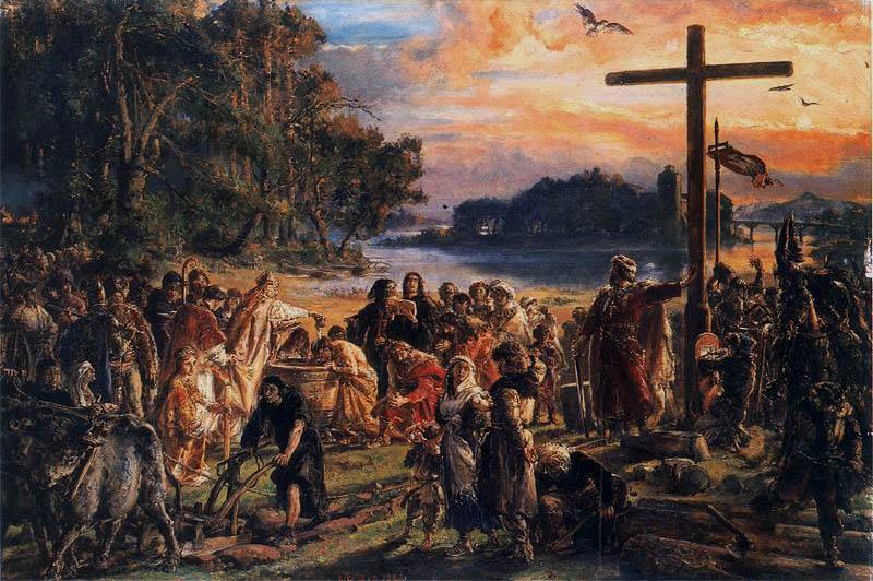 Zaprowadzenie Chrześcijaństwa w Polsce