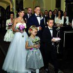 27.05.2016 roku, o godz. 18.00, w kościele św. Józefa w Pułtusku związek małżeński zawarli Lena Ściechura i Marcin Figiel