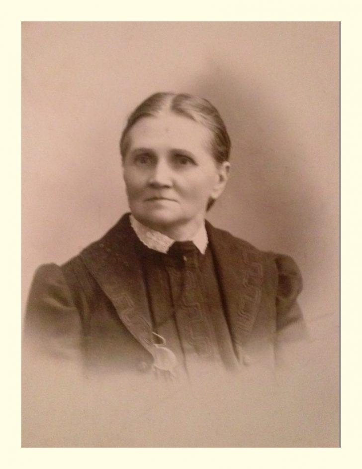 Maria Józef z Chmielińskich Mossakowska zdj.ok1920 Płock.