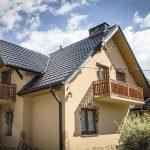 Germania Simetric w powłoce HPS firmy Blachotrapez_fot. Blachotrapez